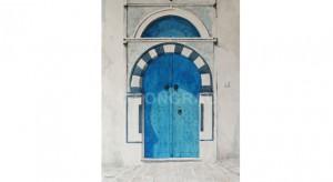 Sidi Bou Said. 65x50 cm.Accèsit 105a. Exposició col.lectiva anual AAC